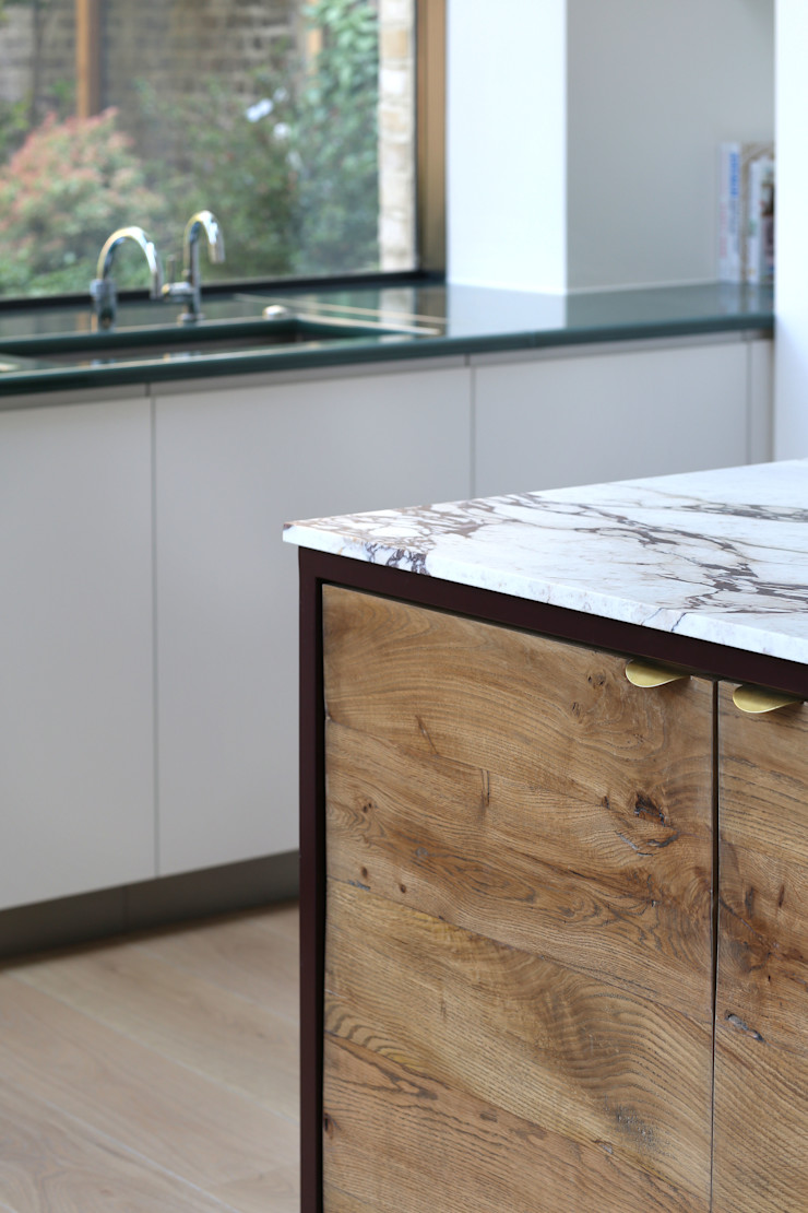 Notting Hill home Alex Maguire Photography KitchenBench tops
