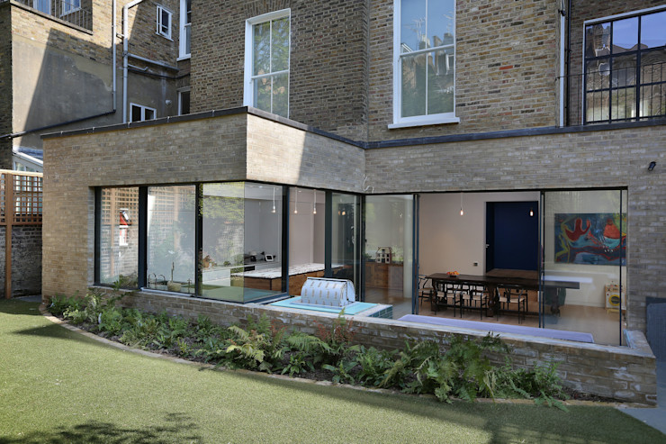 Notting Hill home Alex Maguire Photography Modern houses
