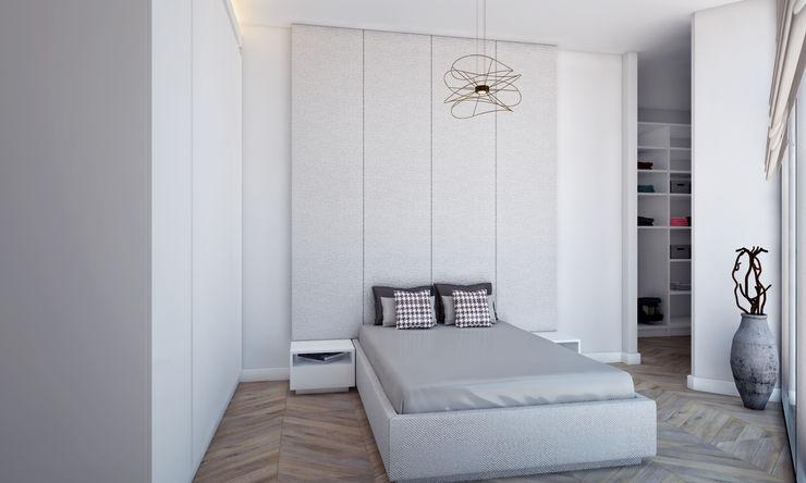 AA EVİ Voltaj Tasarım Minimalist Yatak Odası