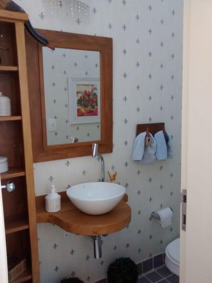 Flávia Brandão - arquitetura, interiores e obras Wood Brown