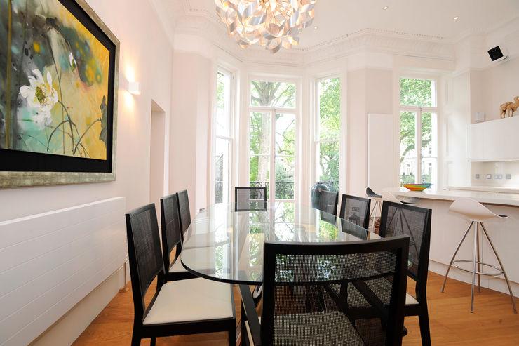 Dining NSI DESIGN LTD Modern dining room