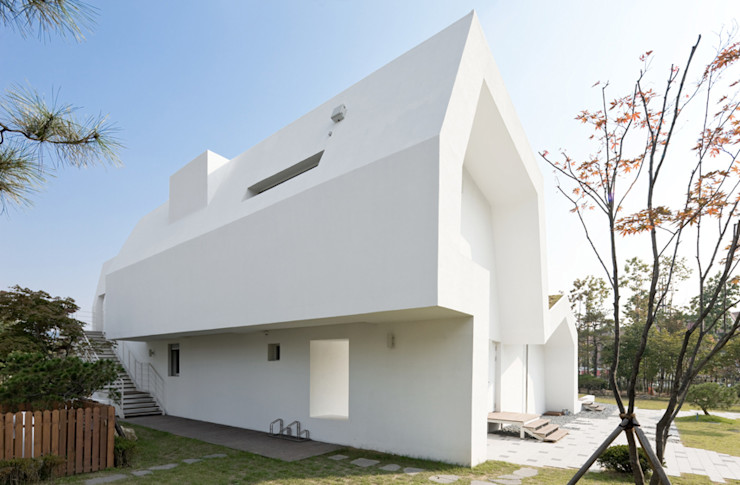 E+ Green Home UnSangDong Architects