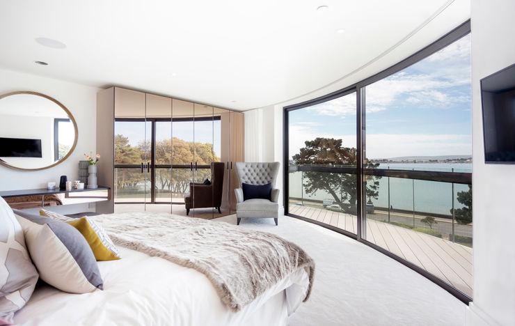 Bedroom homify Modern style bedroom