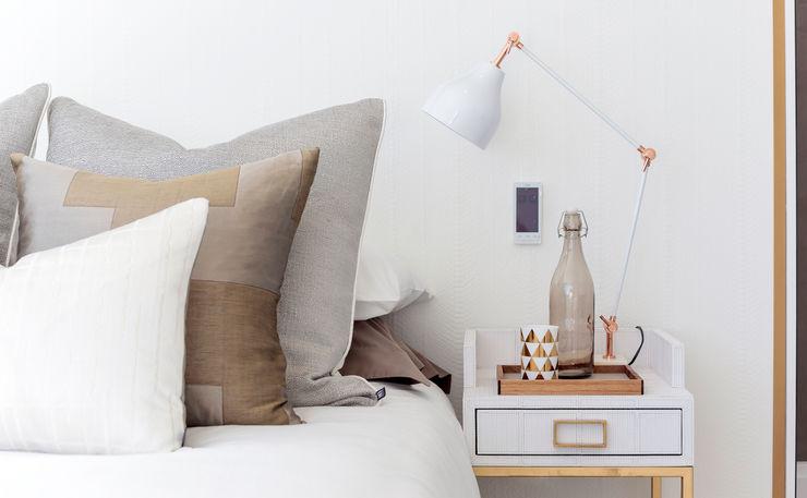 Bedroom homify Modern Bedroom