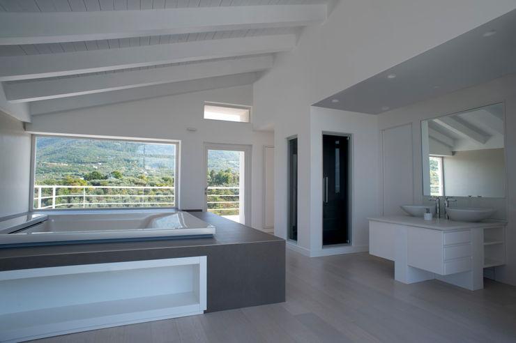 CASA MP, Melizzano(CE) 2012 x-studio Spa moderna