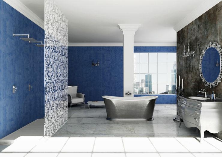 Mamoli Rubinetteria Eclectic style bathroom