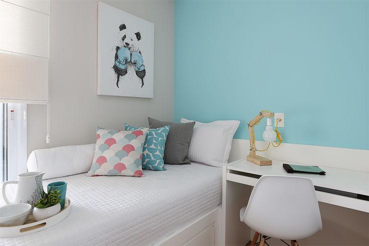 Duda Senna Arquitetura e Decoração BedroomAccessories & decoration