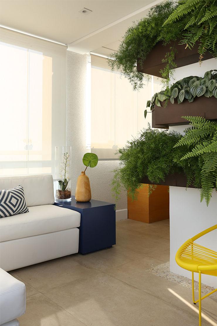 Duda Senna Arquitetura e Decoração Interior landscaping