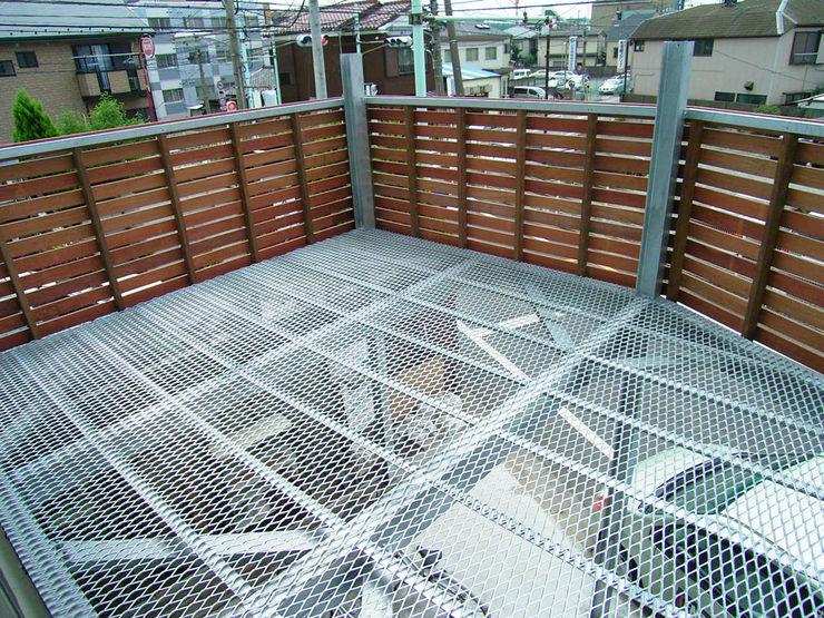 遠藤浩建築設計事務所 H,ENDOH ARCHTECT & ASSOCIATES Modern Terrace
