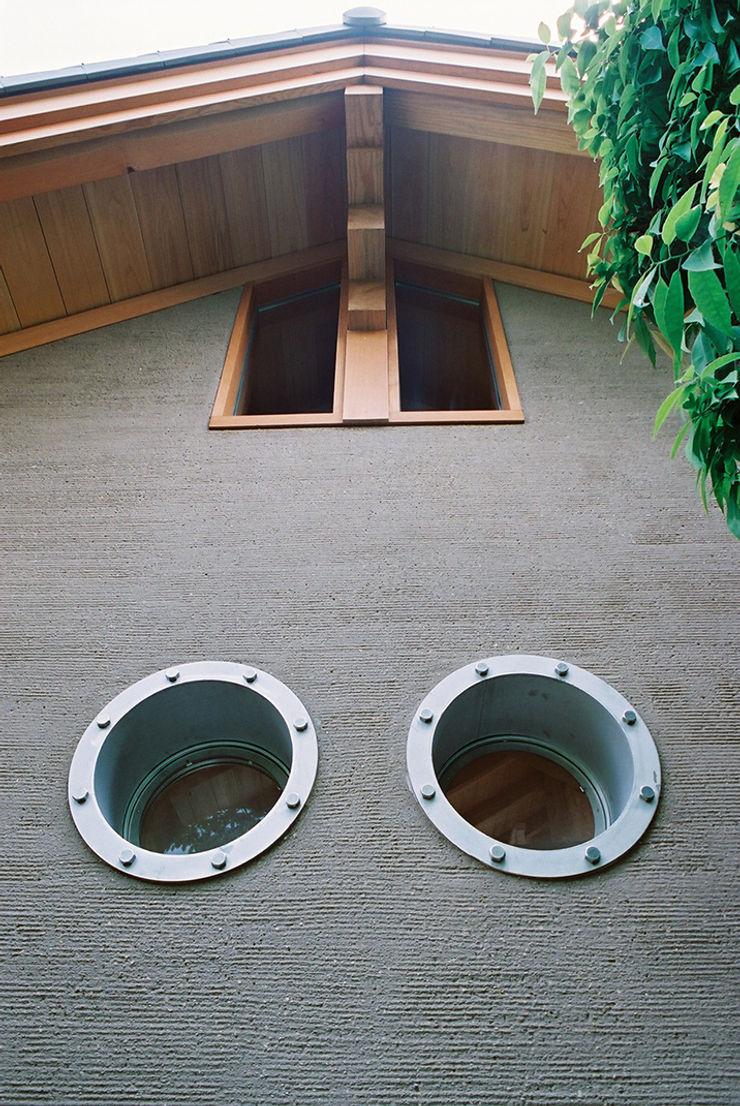 遠藤浩建築設計事務所 H,ENDOH ARCHTECT & ASSOCIATES Industrial style windows & doors