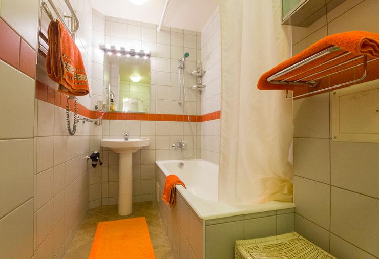 D&T Architects Ванна кімната