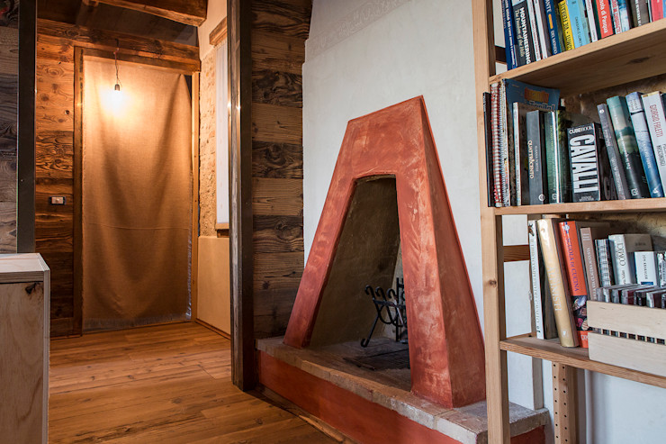 RI-NOVO Living roomFireplaces & accessories