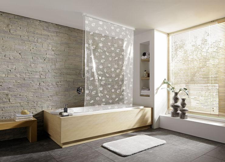 Salle de Bains Déco.com BañosBañeras y duchas Plástico Blanco