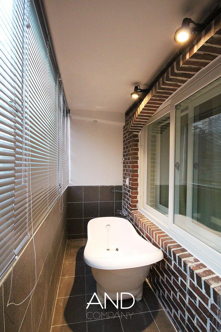 앤드컴퍼니 Modern Terrace