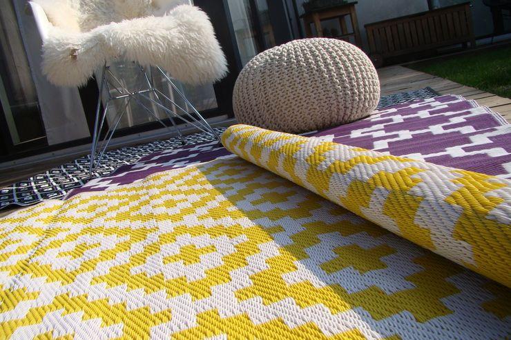 Outdoor-Teppiche - Die Alleskönner unter den Teppichen RUGit Store Balkon, Veranda & TerrasseAccessoires und Dekoration