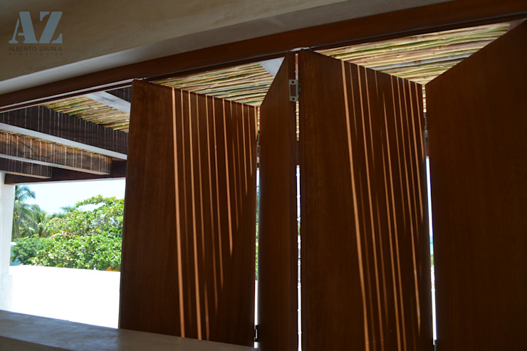 Alberto Zavala Arquitectos Portas e janelas modernas