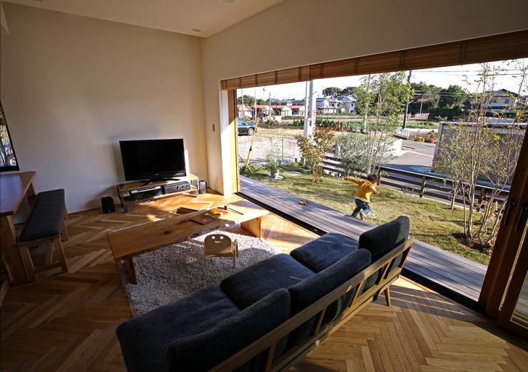 House in Oiso アトリエハコ建築設計事務所/atelier HAKO architects