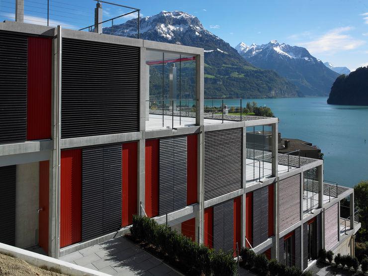 Eggenspieler Röösli Architekten AG Modern houses