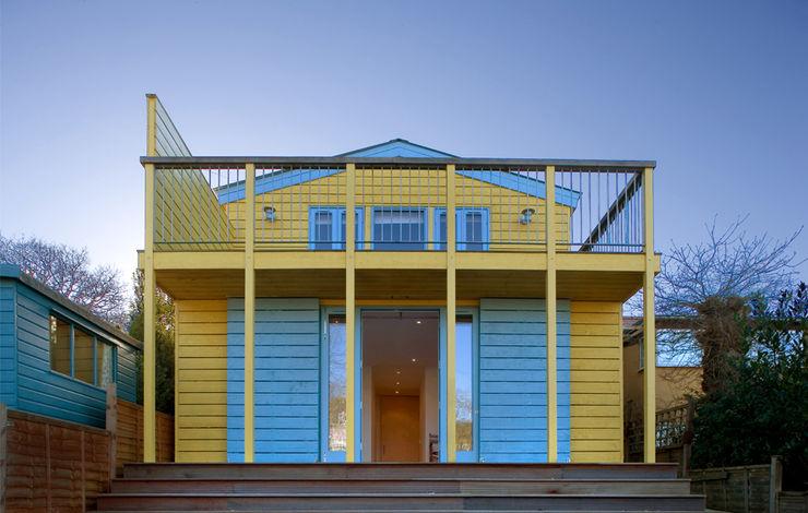 Jago House The Manser Practice Architects + Designers Casas de estilo moderno