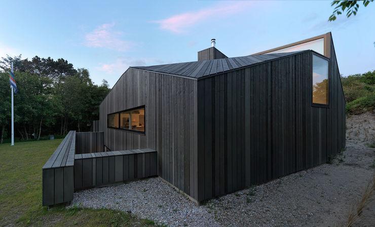De Zwarte Hond 컨트리스타일 주택