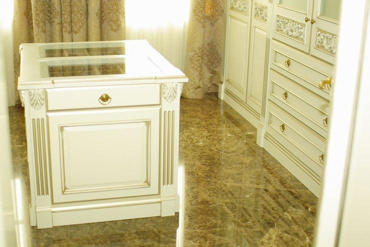 Мебельная мастерская Александра Воробьева ВбиральняГардероби та висувні ящики