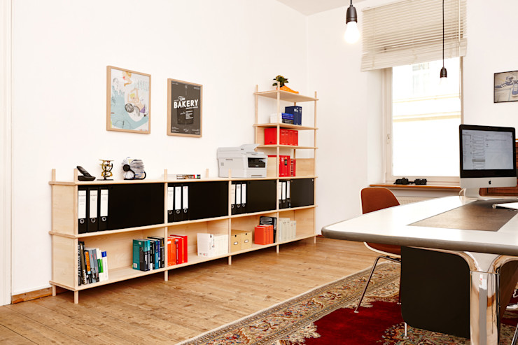 Neuvonfrisch - Möbel und Accessoires Study/officeCupboards & shelving