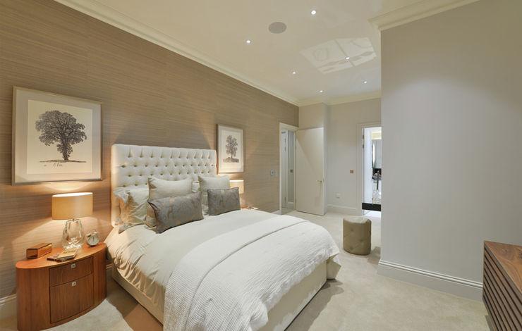 Leman Street The Manser Practice Architects + Designers Modern style bedroom