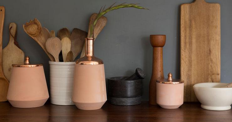 Tunisia Made Vases and jars Hend Krichen KeukenAccessoires & textiel