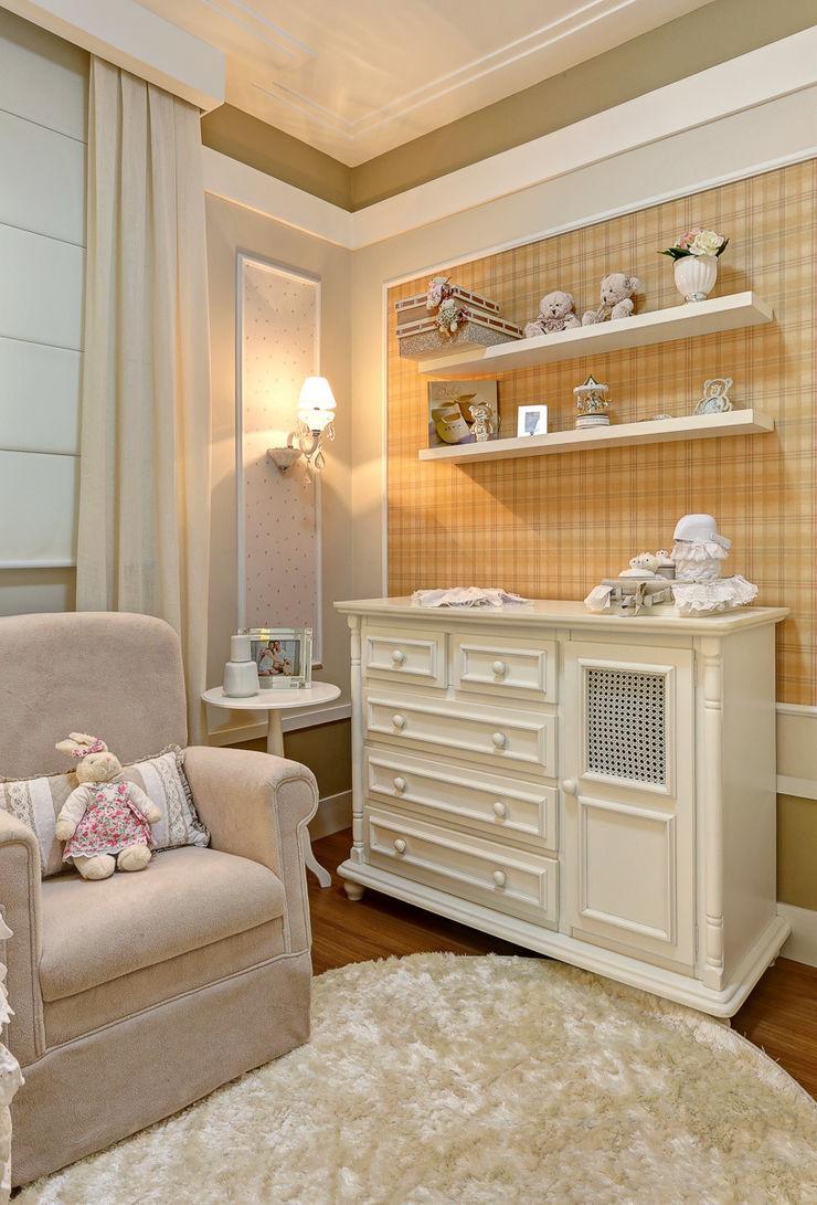 Fernanda Marchette Arquitetura Nursery/kid's room