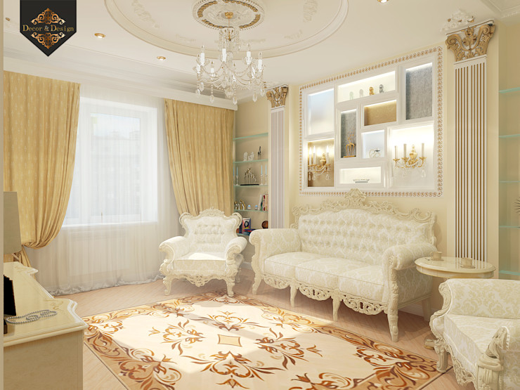 Decor&Design Classic style living room