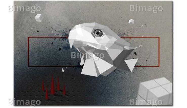 Águila - 3D BIMAGO SalasAccesorios y decoración