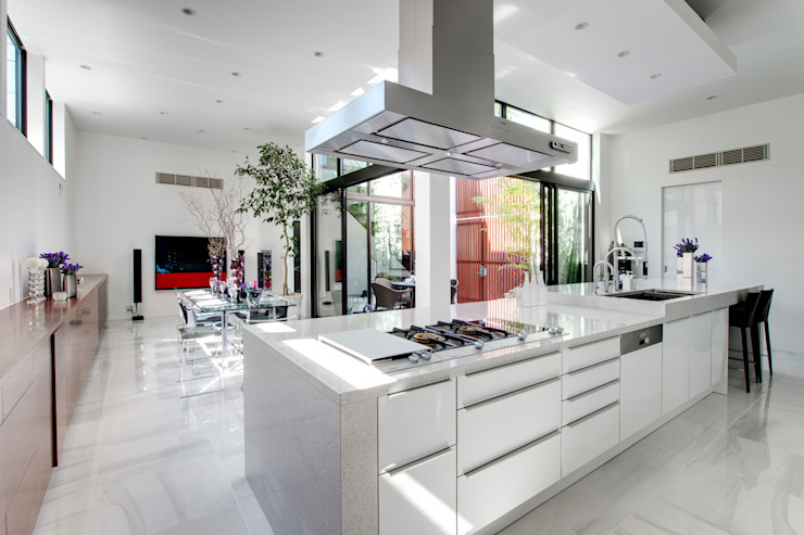 TERAJIMA ARCHITECTS/テラジマアーキテクツ Modern style kitchen