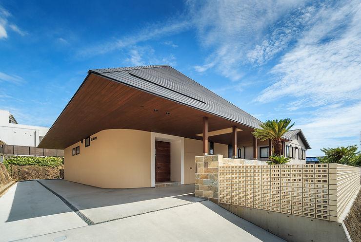 一級建築士事務所haus Asiatische Häuser