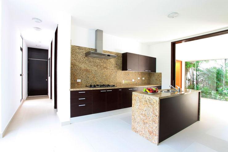Enrique Cabrera Arquitecto Cucina moderna
