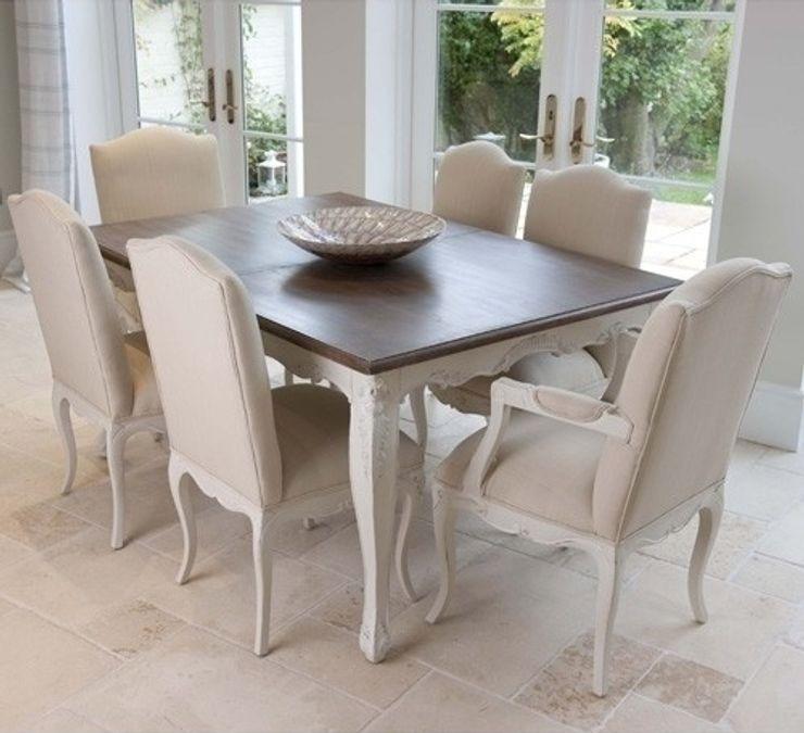 Furniture CROWN FRENCH FURNITURE Comedores de estilo clásico