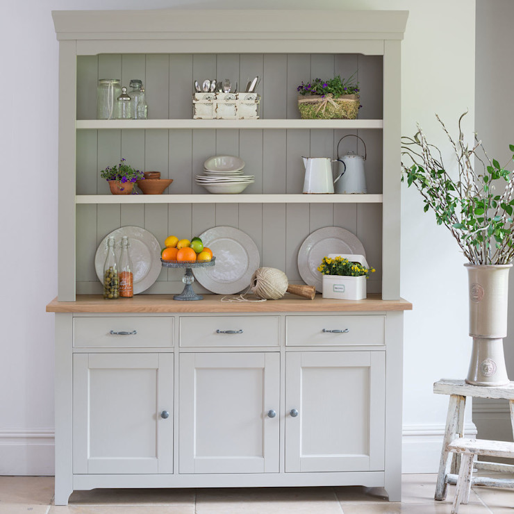 Furniture CROWN FRENCH FURNITURE KitchenCabinets & shelves