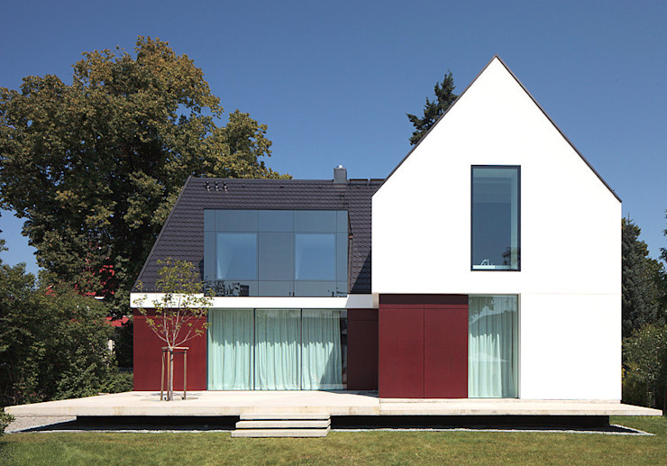KMA Kabarowski MIsiura Architekci Modern houses