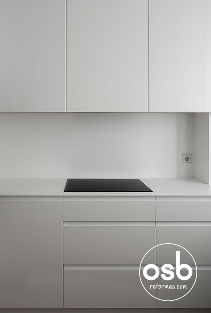 osb arquitectos KitchenBench tops