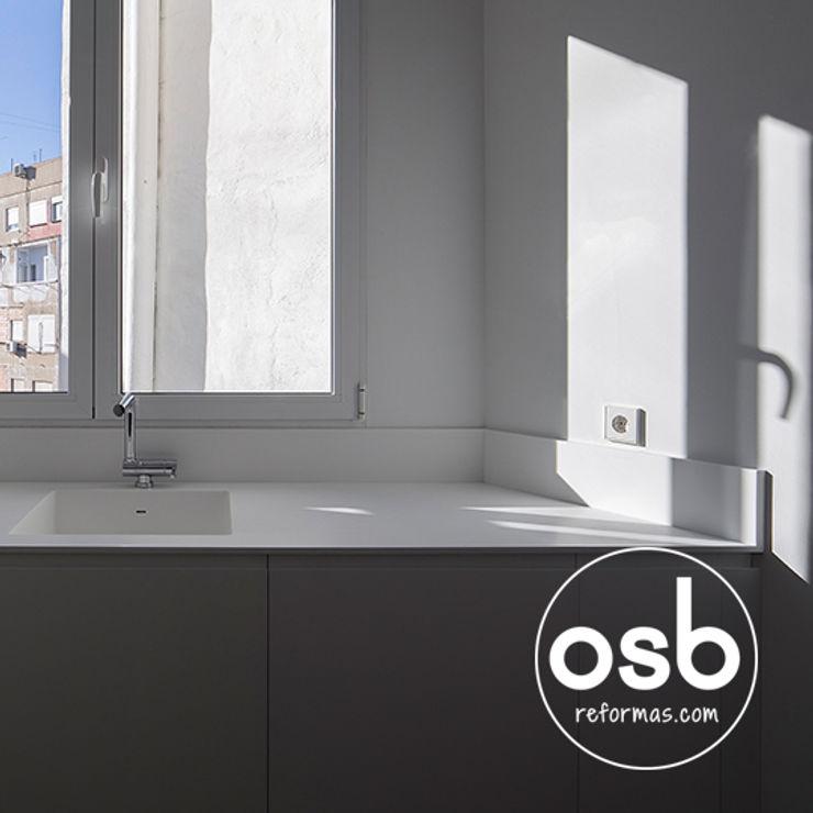 osb arquitectos KitchenSinks & taps