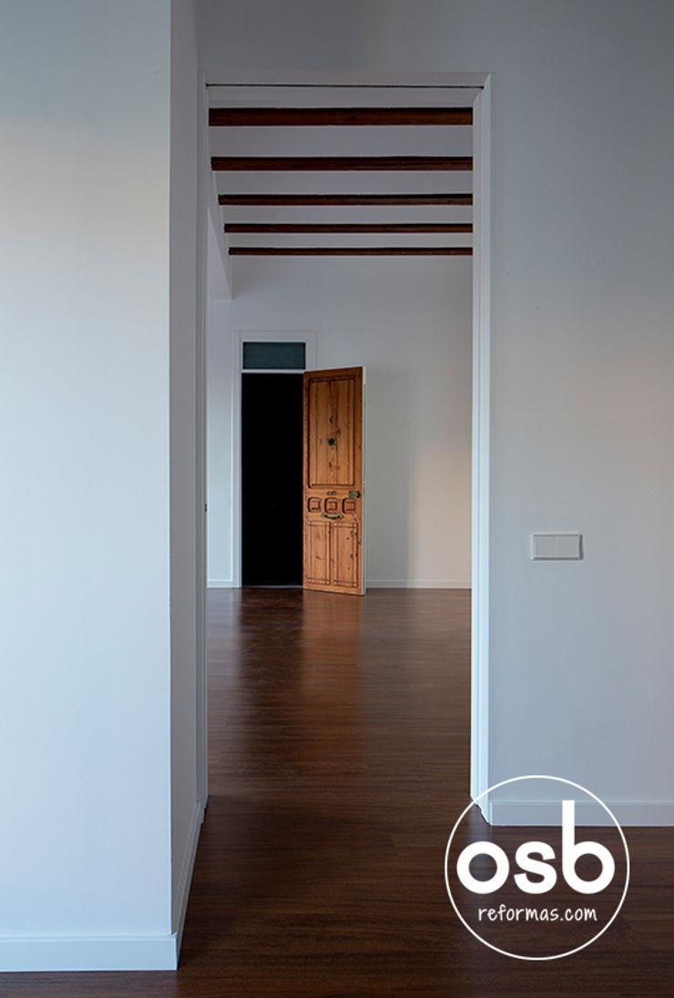 osb arquitectos Modern Windows and Doors