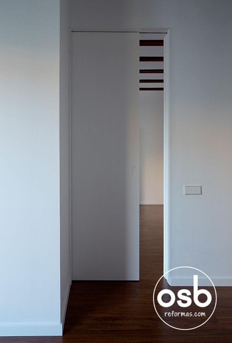 osb arquitectos Modern Walls and Floors