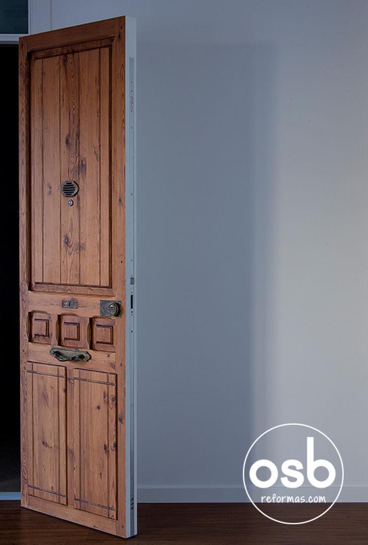 osb arquitectos Windows & doors Doors