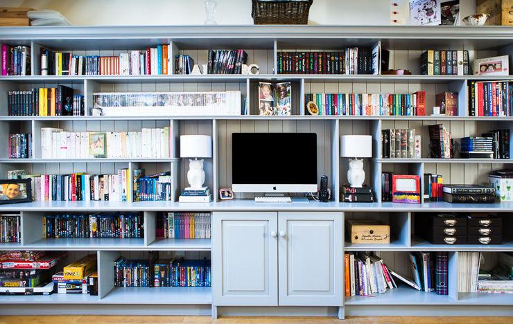 Bartram Bookcase Worsley Woodworking Multimedia roomFurniture