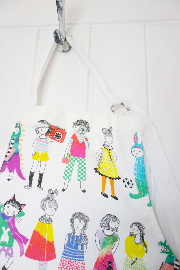 Dress Up Day - Kids Apron Sas and Yosh KitchenAccessories & textiles