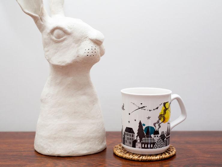 Night Town - Mug Sas and Yosh KitchenAccessories & textiles