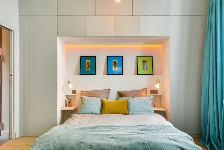 Meero Camera da letto in stile industriale