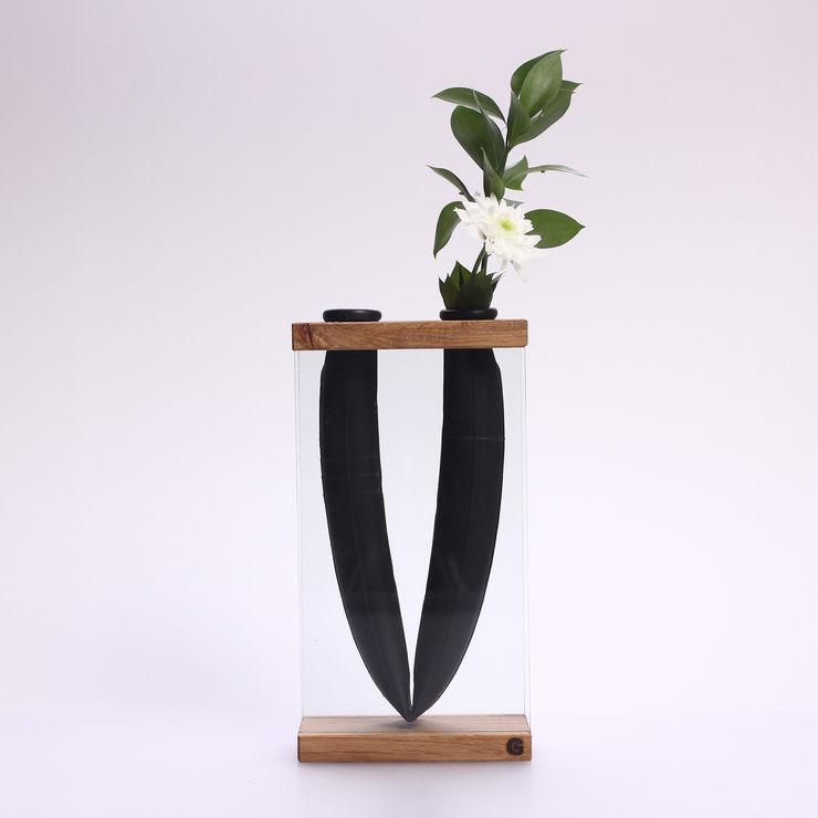 Vase VLORI Groegl Upcycling WohnzimmerAccessoires und Dekoration