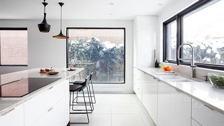 Catlin stothers Interior Modern Kitchen