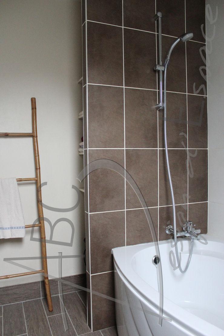 CREATION D'UNE SALLE DE BAIN ABC Design d'Espace Salle de bain classique