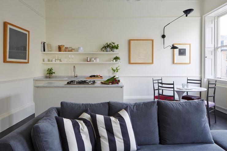 Kitchen, Catherine Place, London Concept Interior Design & Decoration Ltd Modern Kitchen